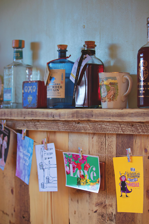 Horsebox Bar Details