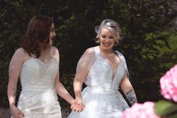 Bride & Bride Photography