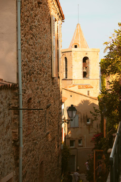 Gorgeous Town in Grimaud