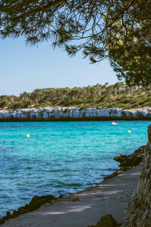 Cala Deia Spanish Beach