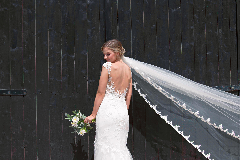Barn Wedding Bridal Photography