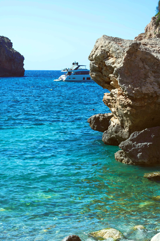 Cala Deia Beach Photography
