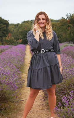 Branding Photoshoot at Mayfield Lavender