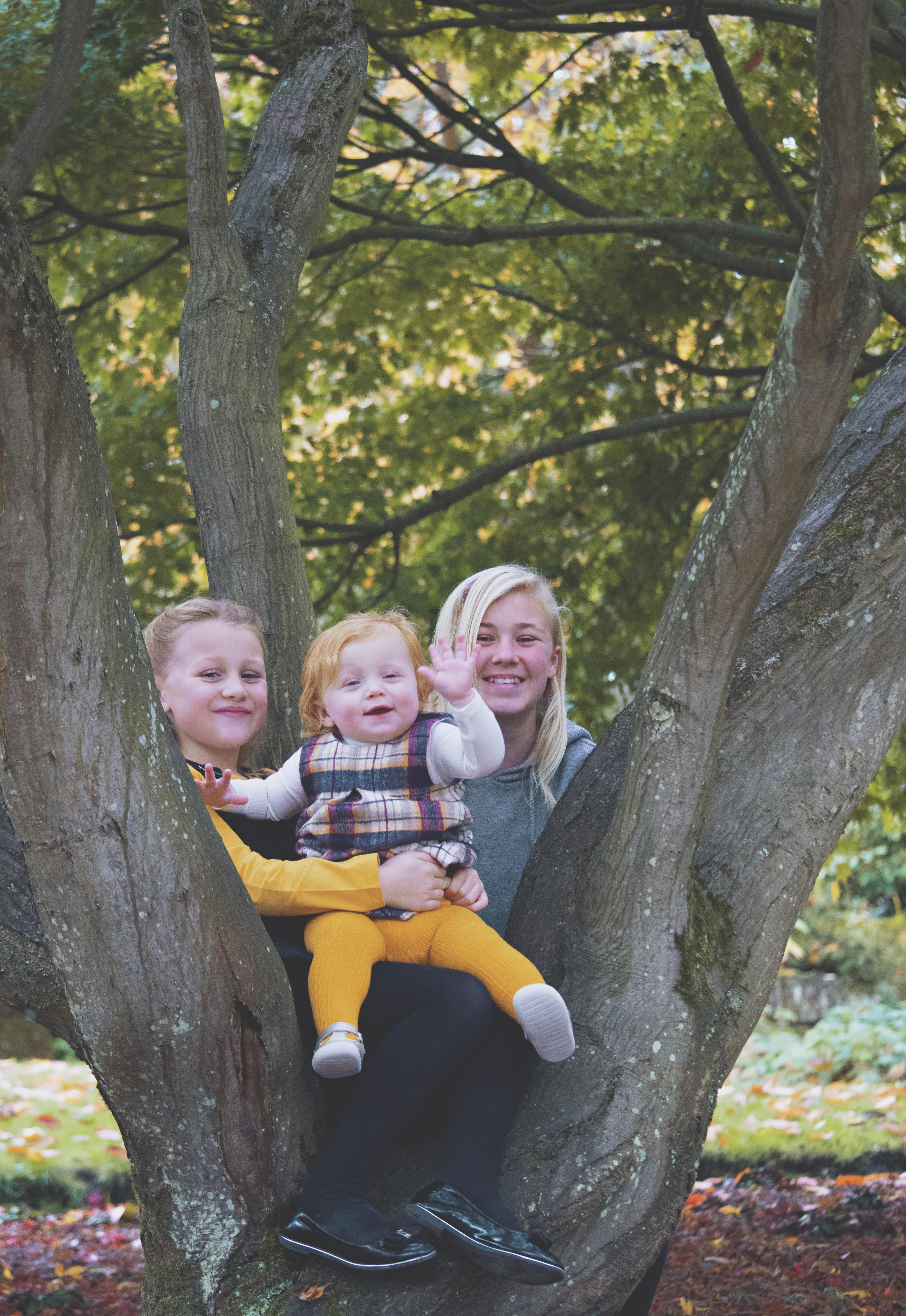 Family Photography at R.H.S Wisley Surrey