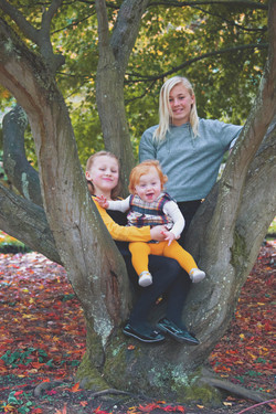 Family Mini Session at R.H.S Wisley Surrey