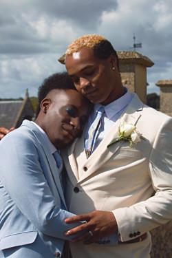 Romantic Fairytale Outdoor Wedding Couple Shots