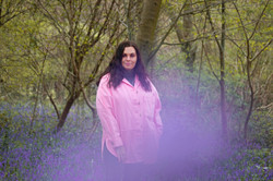 Surrey Bluebell Branding Photography