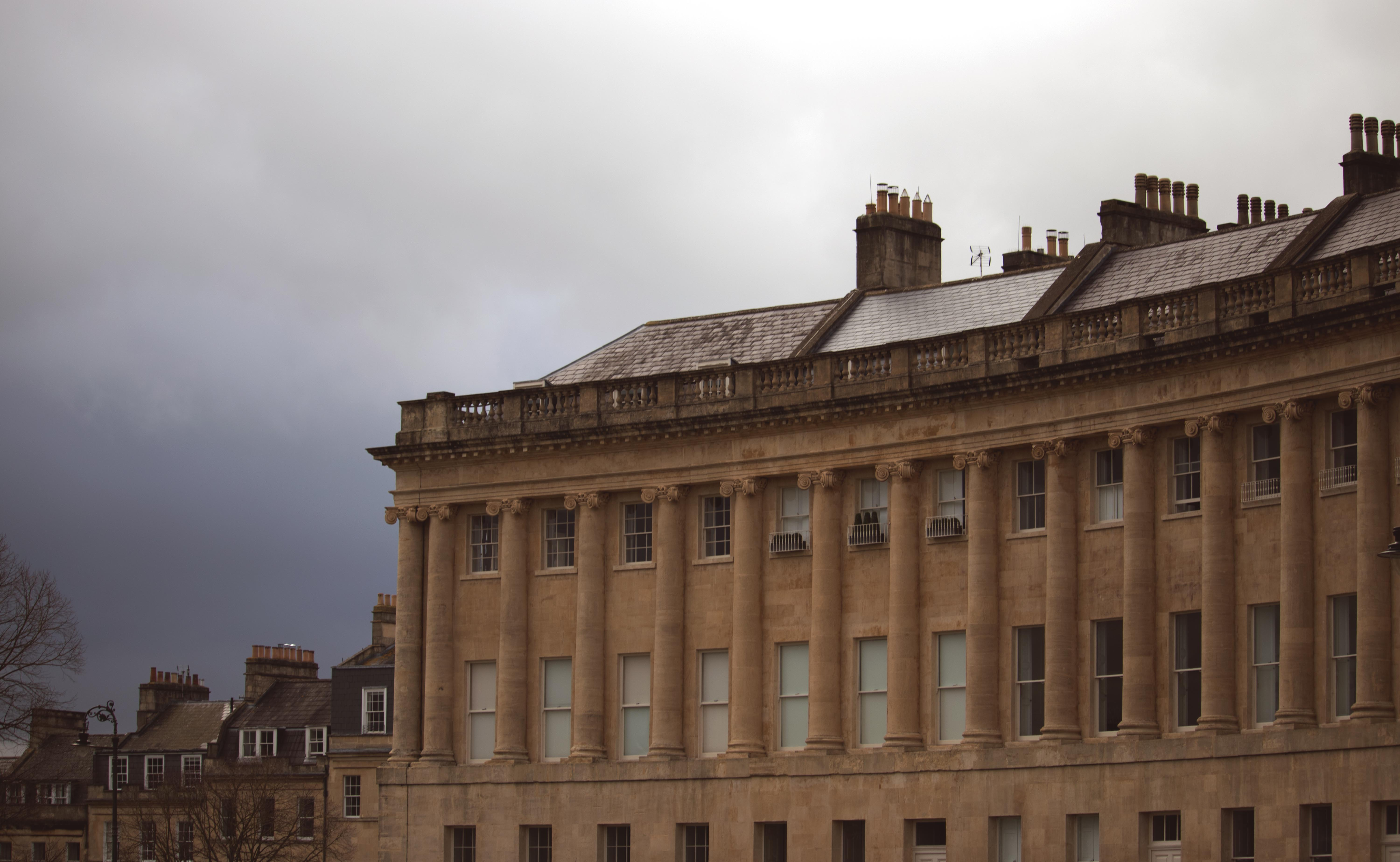 The Royal Crescent, Architectual Photography