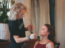Bridal Hair & Make-up at Walton Castle