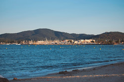 South France Seascape