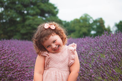 Sweet Family Photographs at Mayfield Lavender