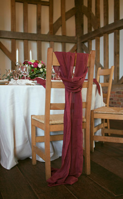 Wedding Table at Gate Street Barn