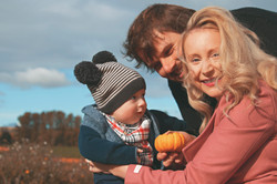 Somerset Pumpkin Family Photos
