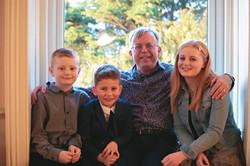 Walton Park Family Portraits