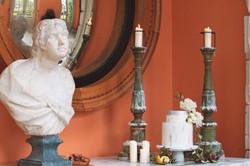 Euridge Manor Cake Table