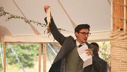 Bestman Wedding Speech Surrey Summer Wedding