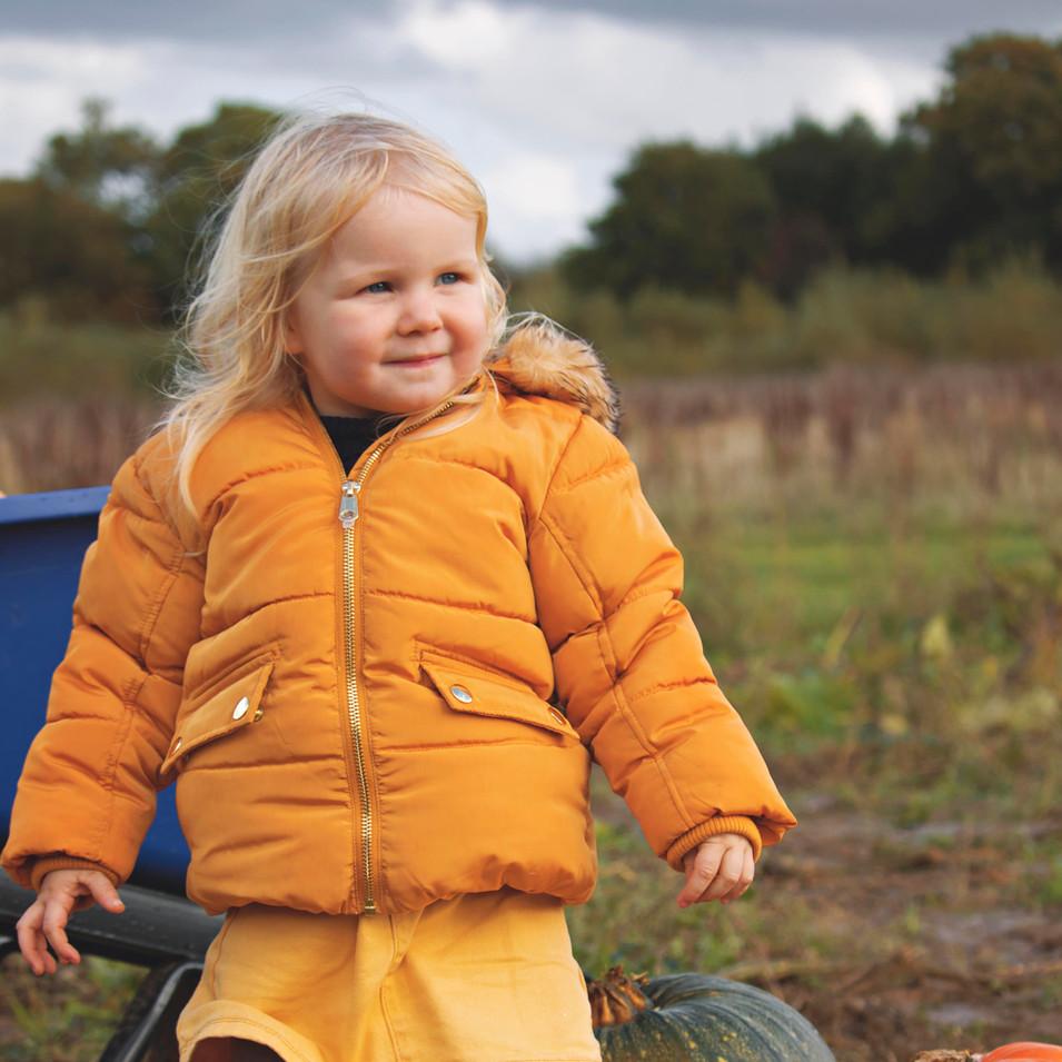 Pumpkin Family Photoshoot