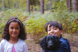 Family & Pet Portraits in Surrey