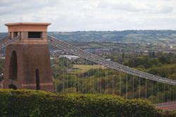 Exploring Clifton Suspension Bridge