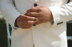 Wedding Ring Detail Same Sex Wedding