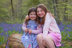 Family Shoots in the Bluebells