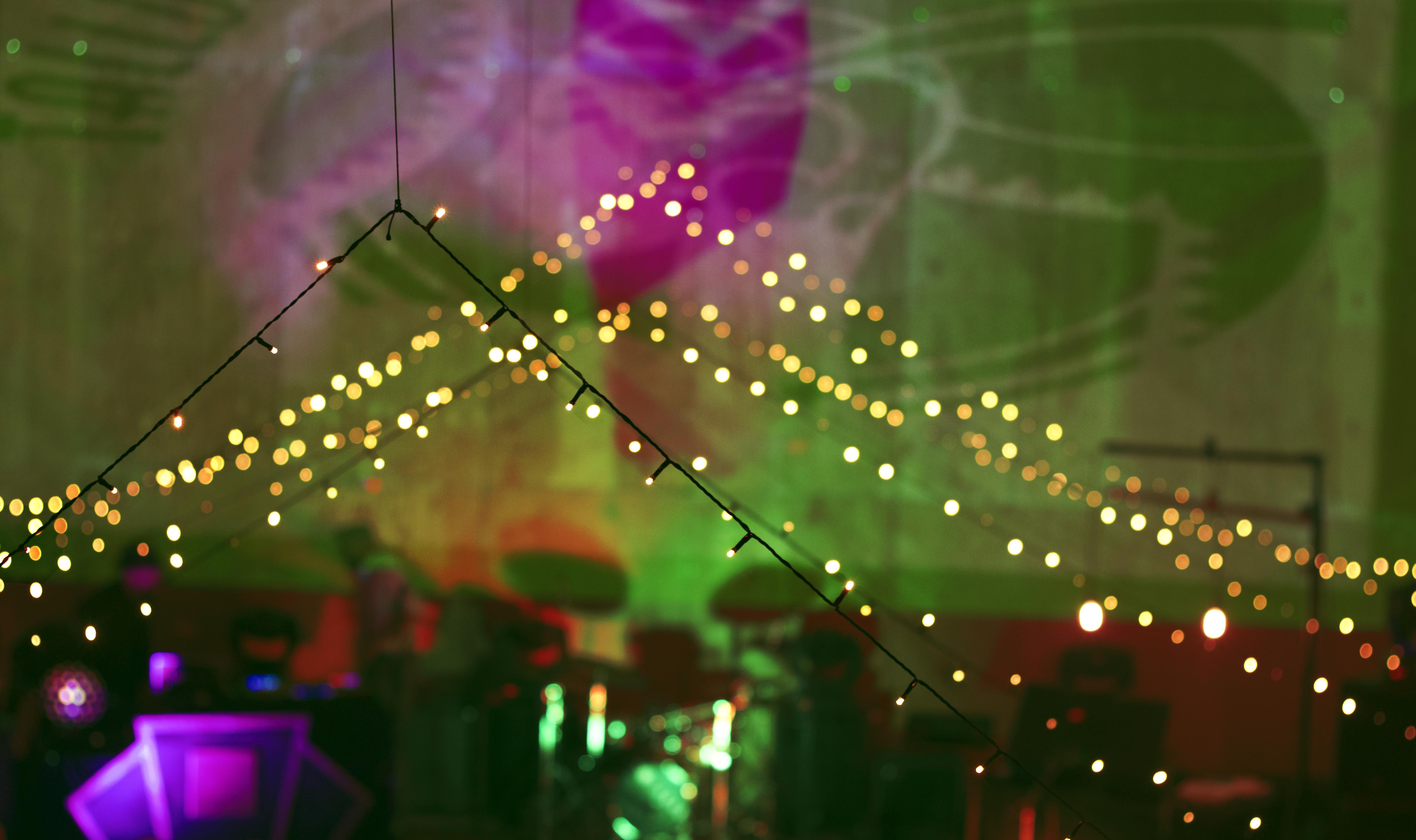 Fairy Light Event Photography