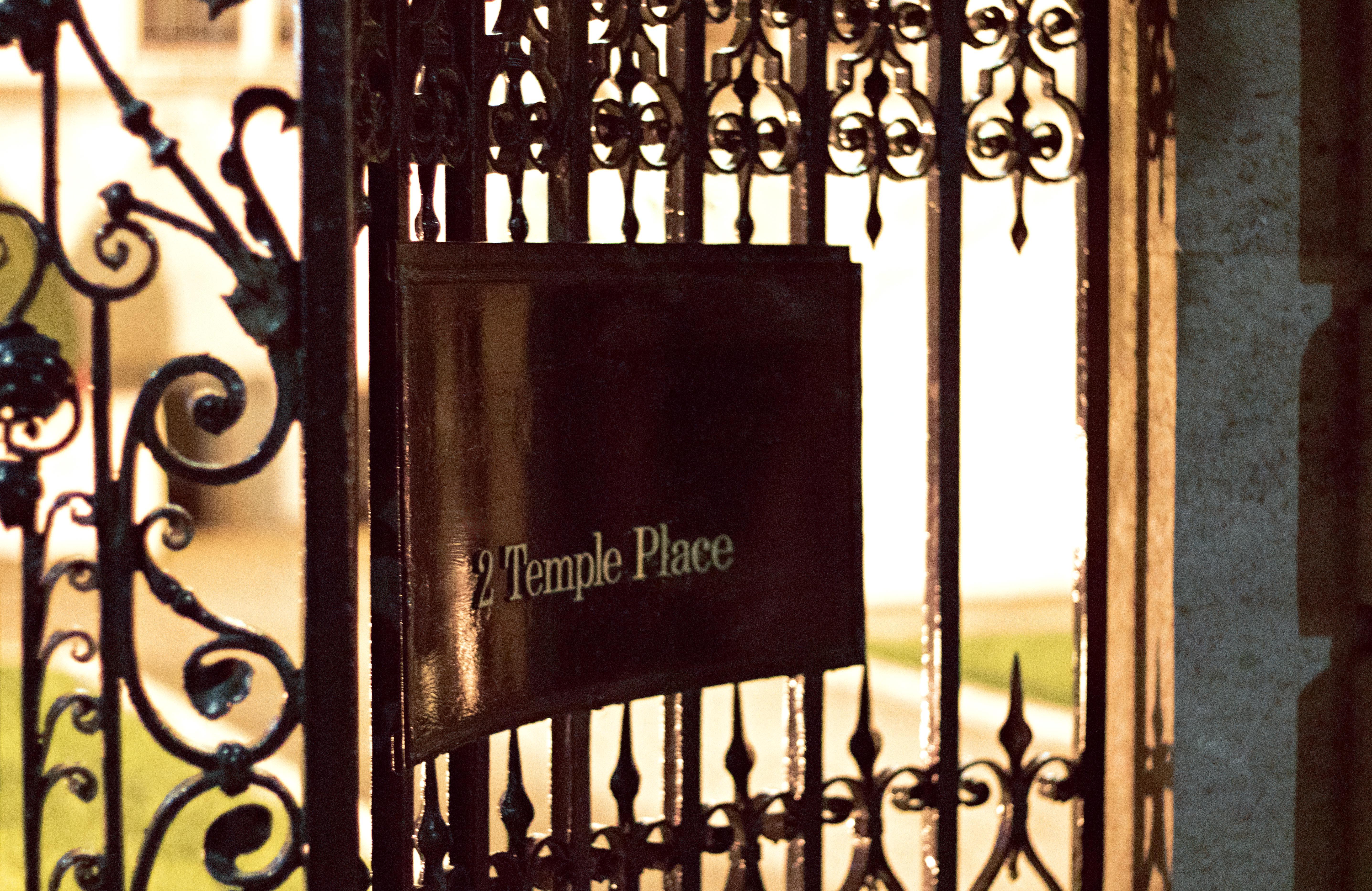 Temple Place