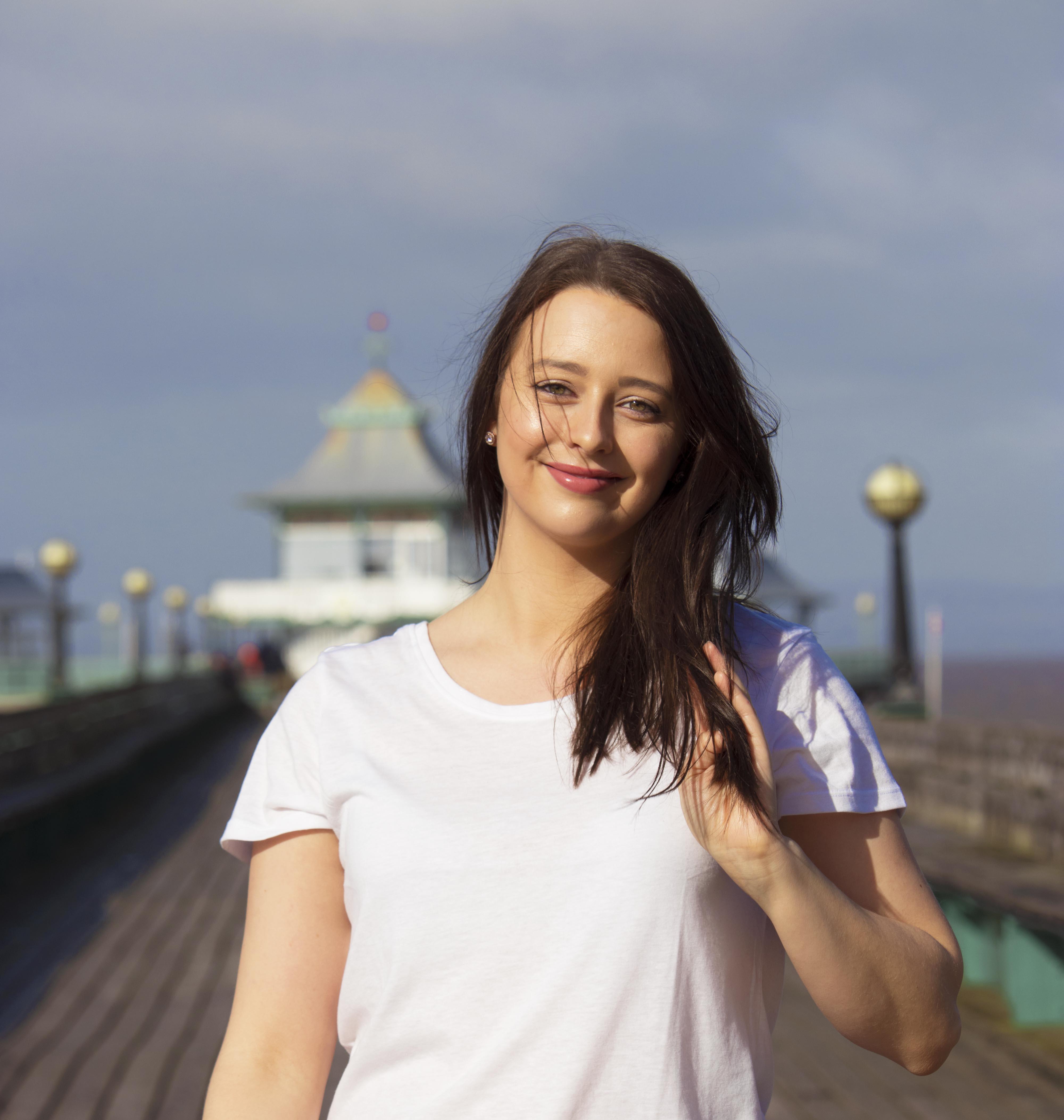 Branding Portraits on Clevedon Pier