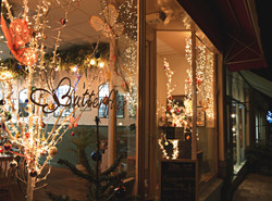 Christmas at Butterflies in Clevedon
