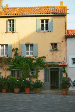 Stunning Houses in Little Town in France