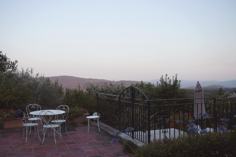 Sunset in La Garde-Freinet