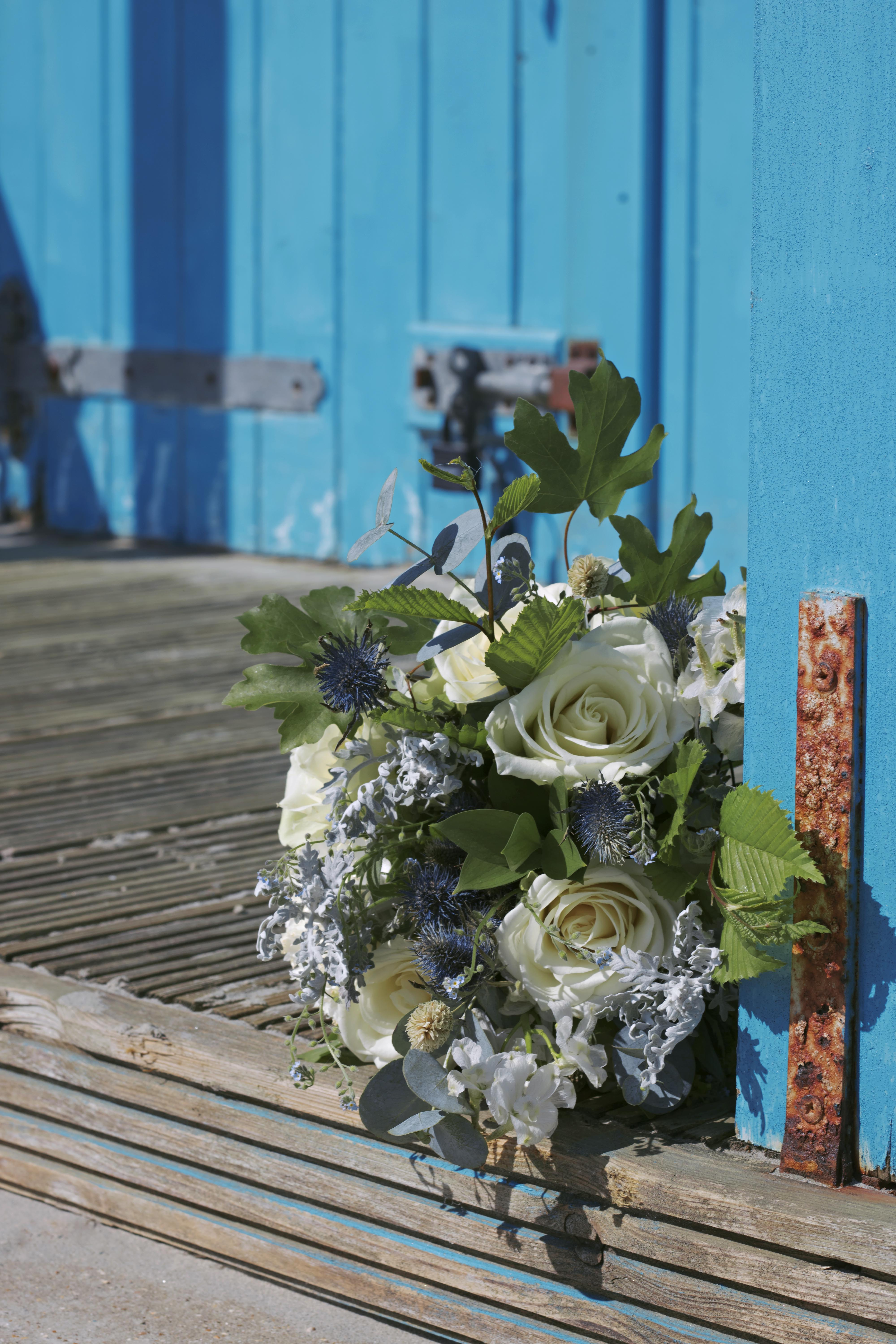 Beach Wedding Florals