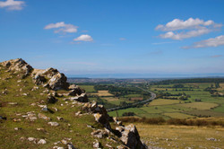Stunning Views from Conical Hill