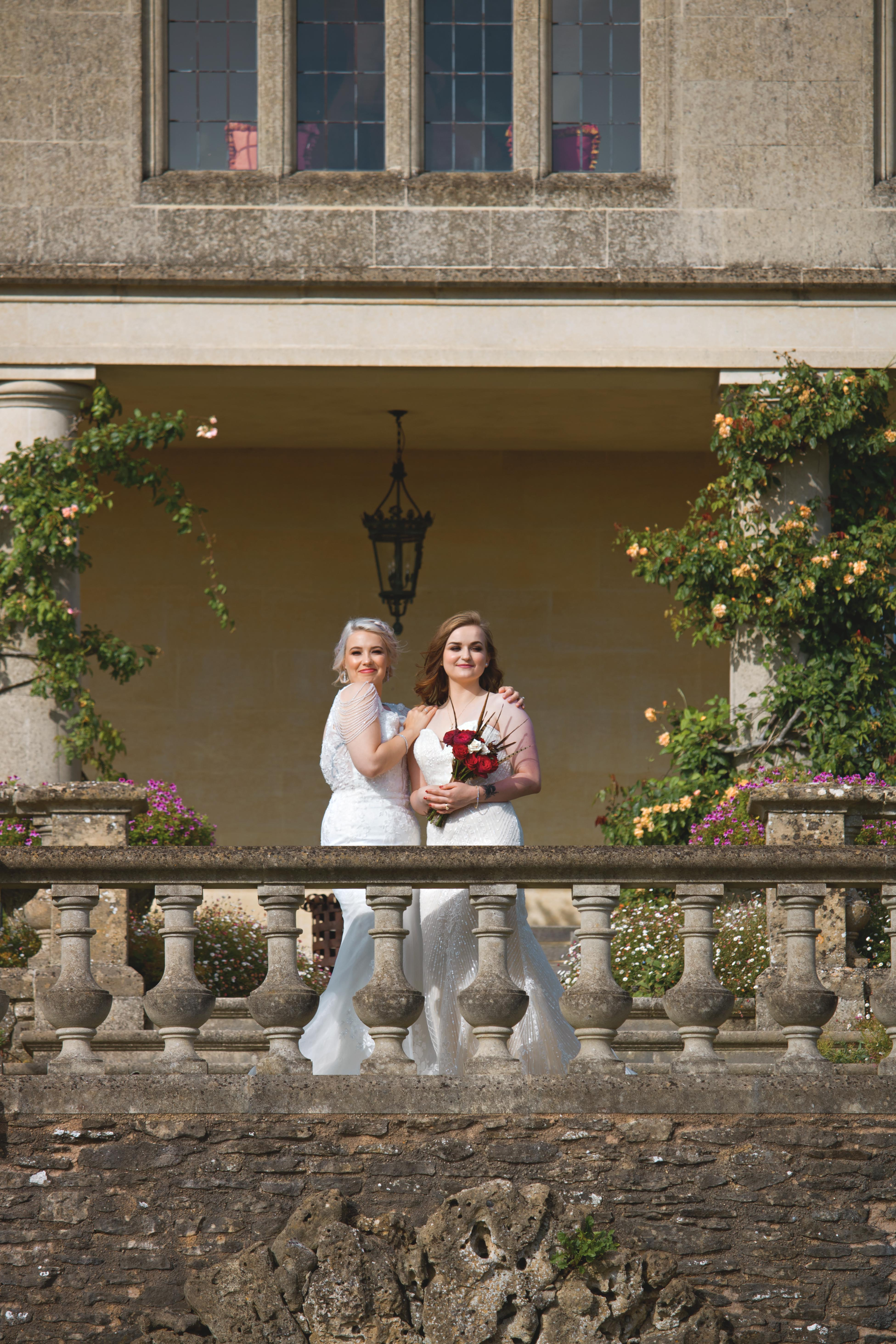 Couple Shots at Euridge Manor