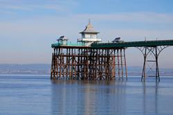 Clevedon Pier Infustructure