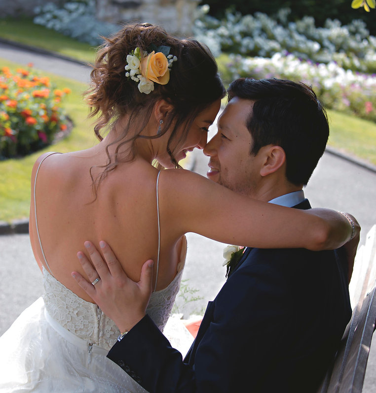 Stunning Summer Wedding