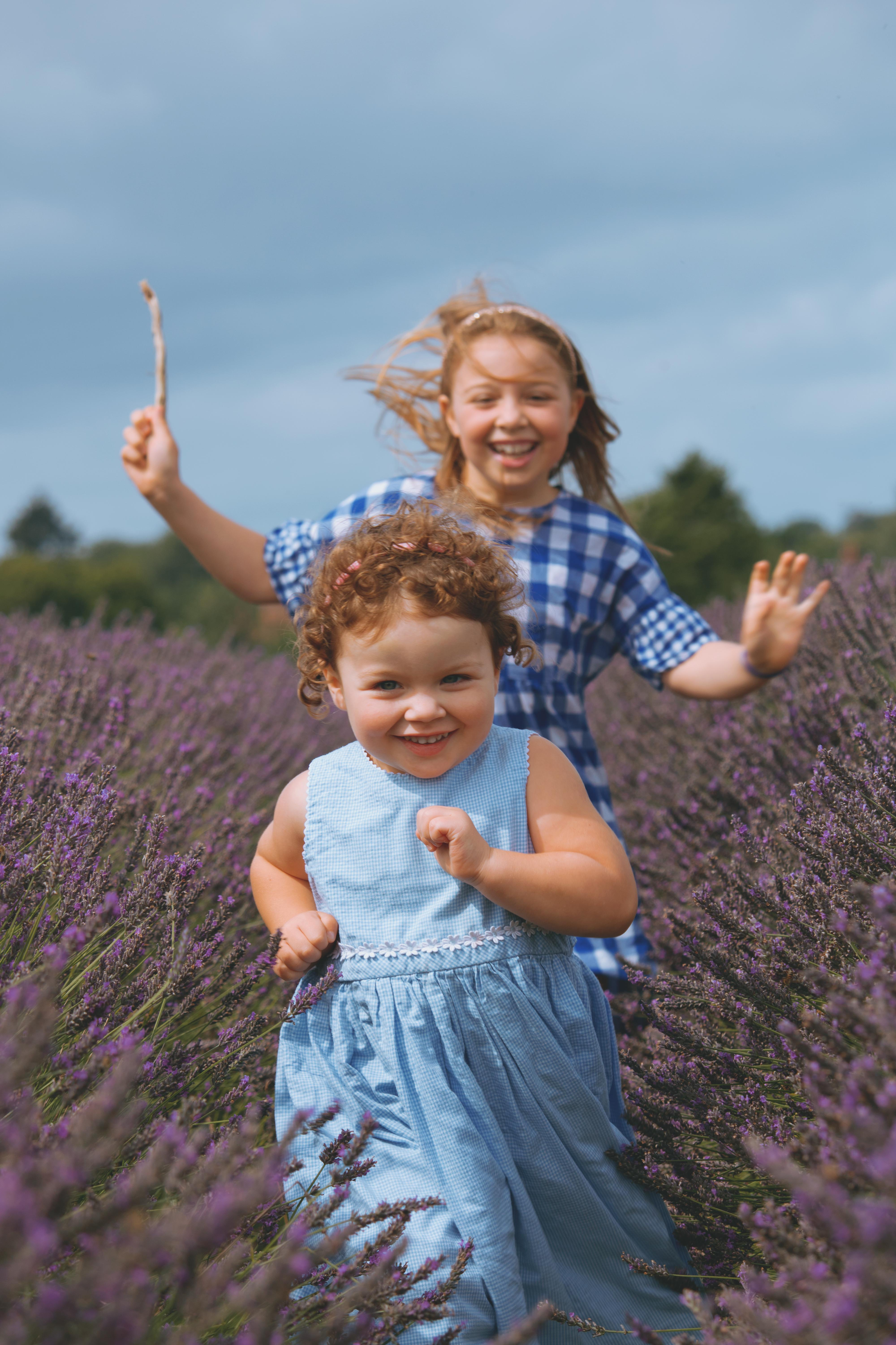 Lavender Family Photoshoot