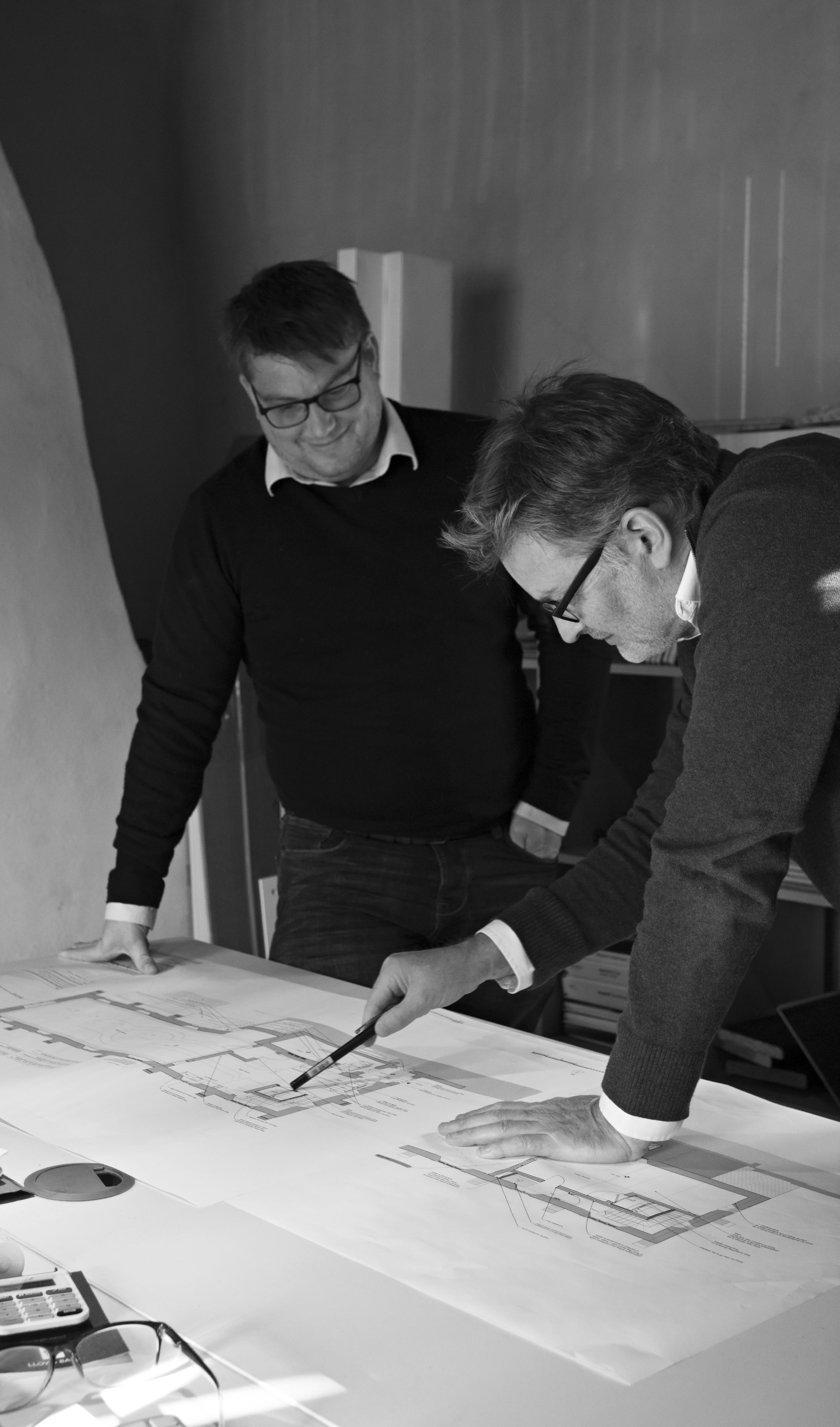 Hmad Architects Behind the Scenes
