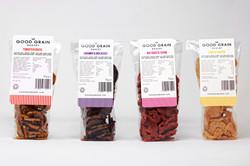 Ocado & Good Grain Bakery Pack Shots