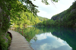 Kuna Plitvice Lakes National Park
