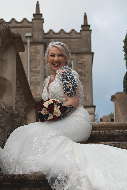 Stunning Bridal Portrait at Euridge Manor
