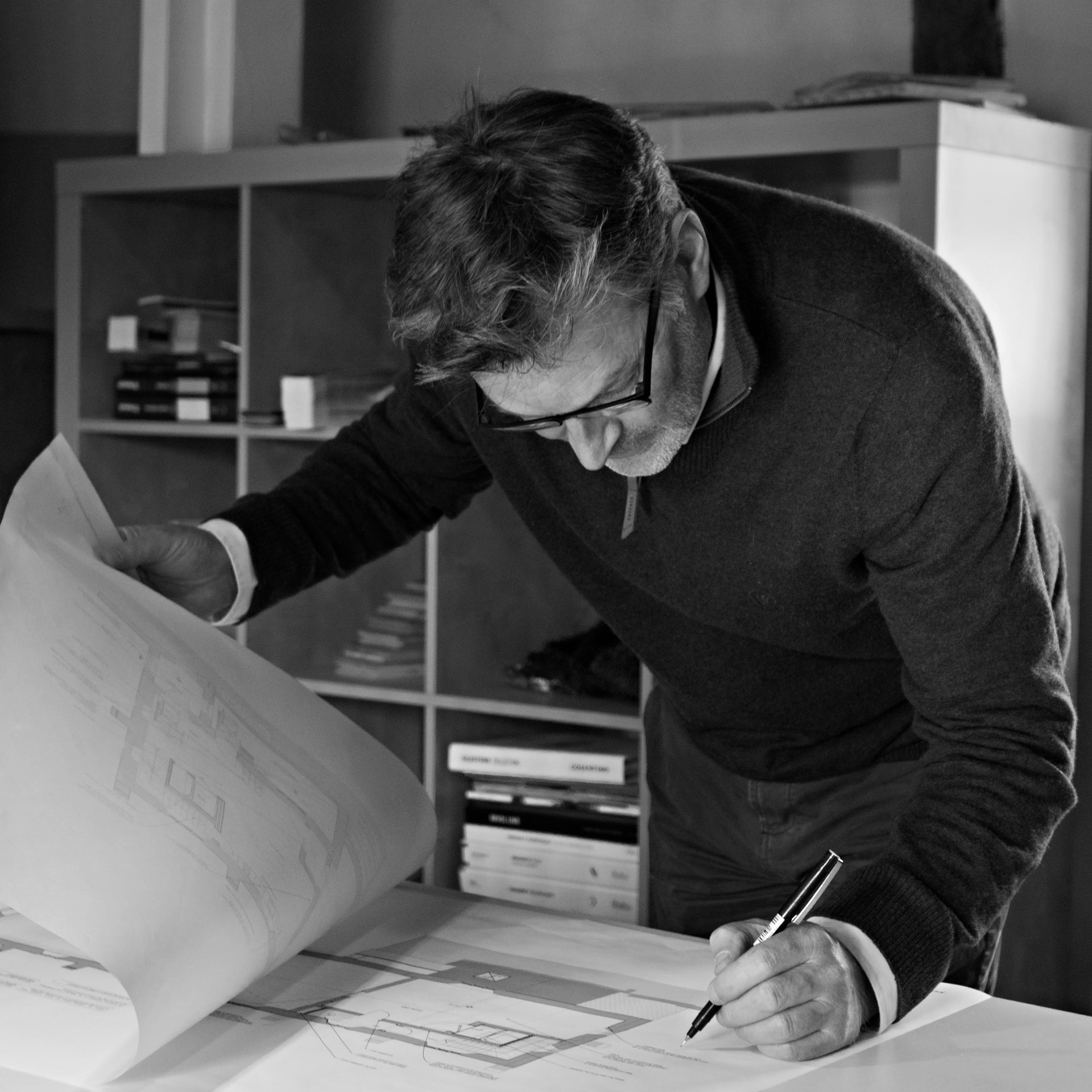 Behind the Scenes Architectual Firm in Devon Exeter