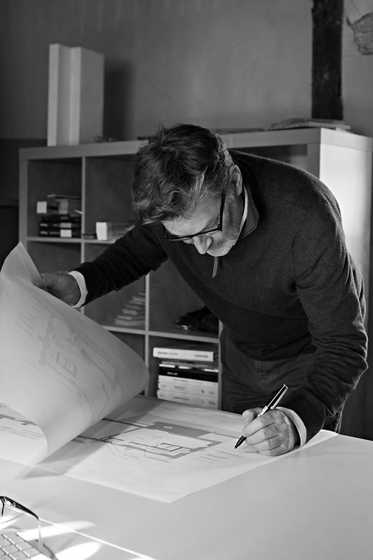 Behind the Scenes Architectual Firm in Exeter, Devon