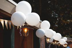 Informal Wedding Reception