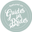 Guide for Brides Feature Badge