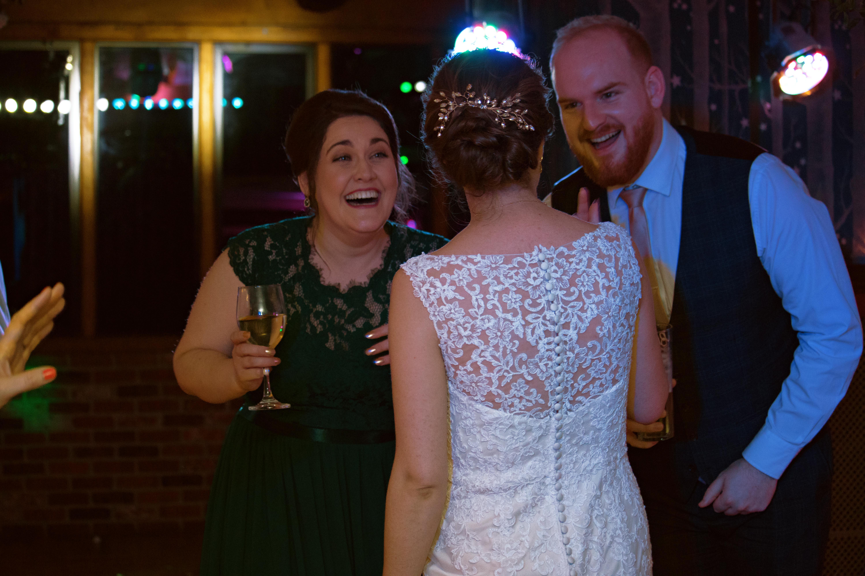 Surrey Wedding Dance Photography