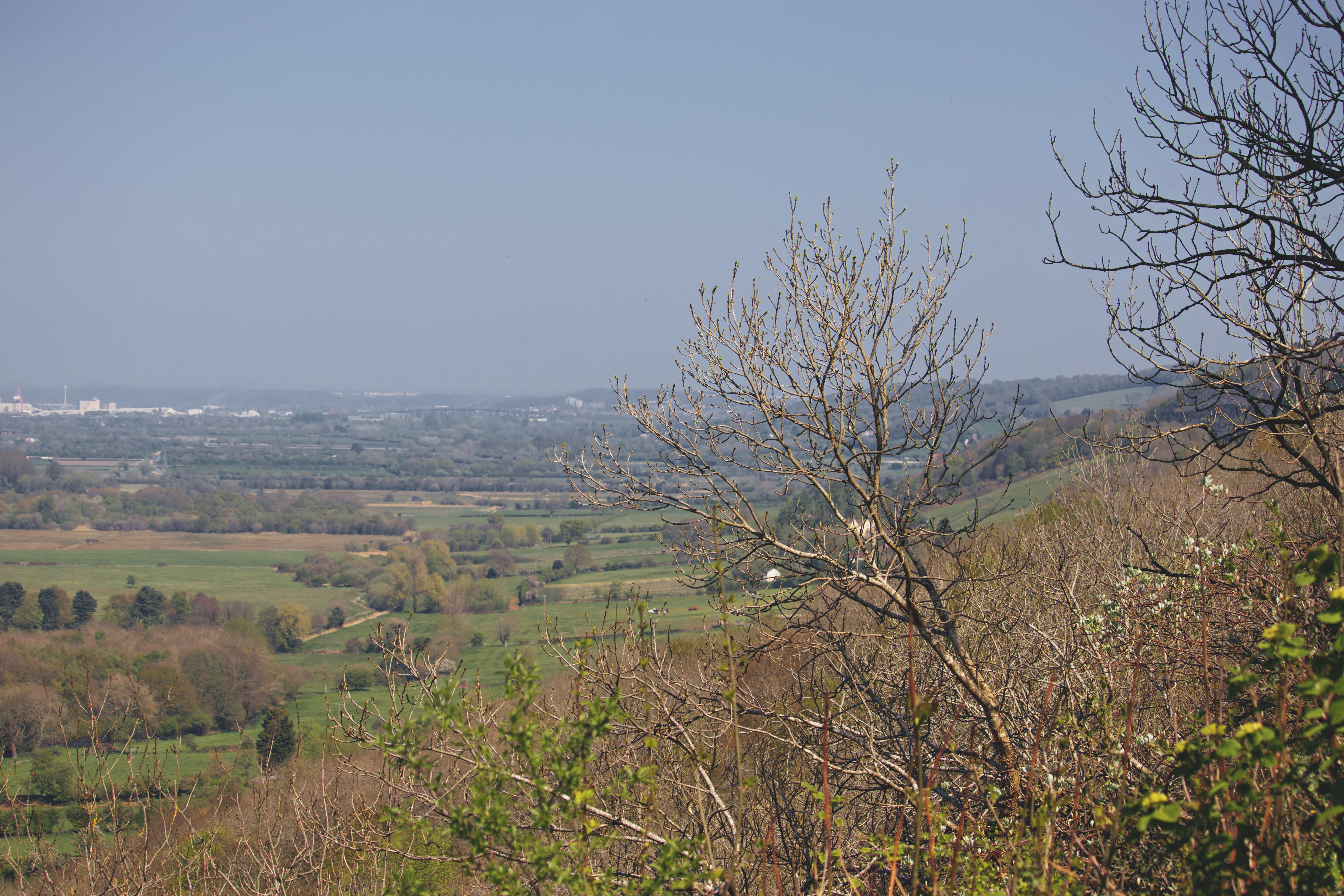 As Far As The Eye Can See Somerset Costal ViewPoint Photography