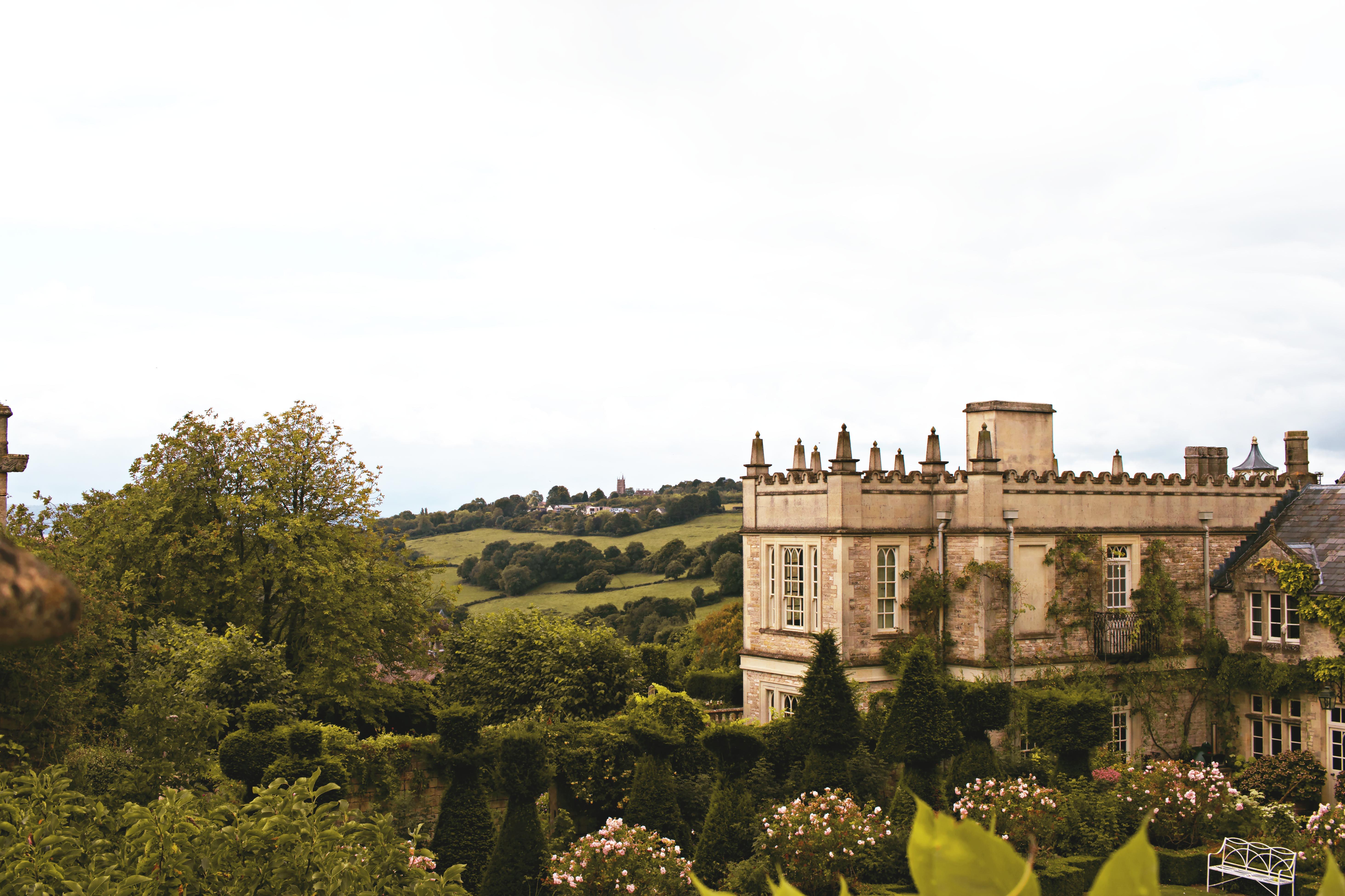 Stunning Views of Euridge Manor
