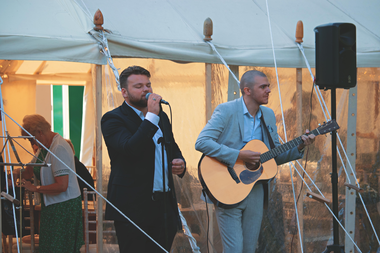 Live Music Surrey Wedding