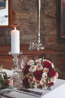 Fairy-tale Winter Wedding Table